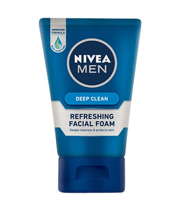 Nivea Men Deep Clean Refreshing Facial Foam