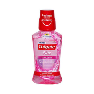 Colgate Plax Gentle Care Alcohol Free Mouth Wash