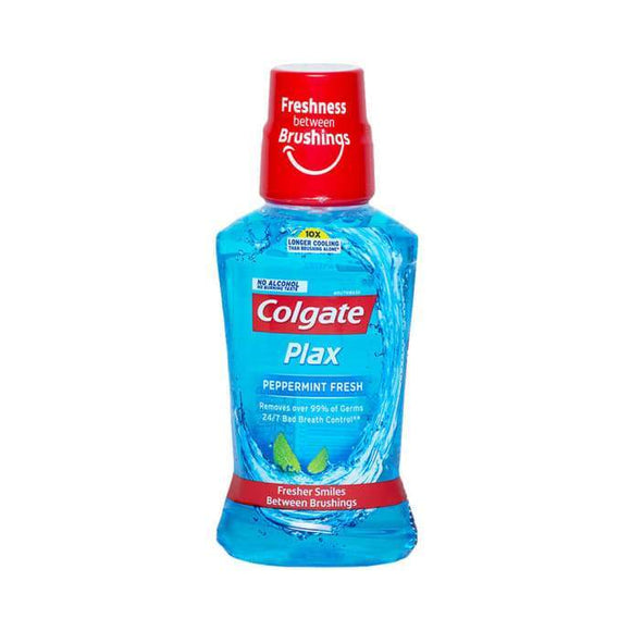 Colgate Plax Peppermint Fresh Mouth Wash