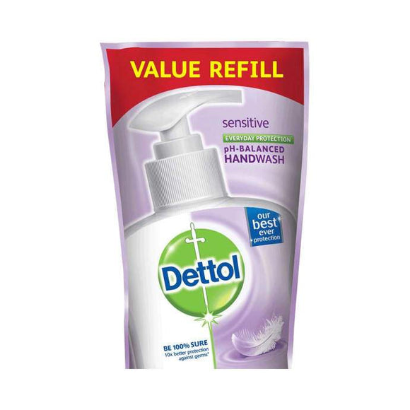 Dettol Sensitive Liquid Handwash Refill