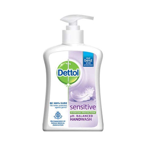 Dettol Sensitive Liquid Handwash