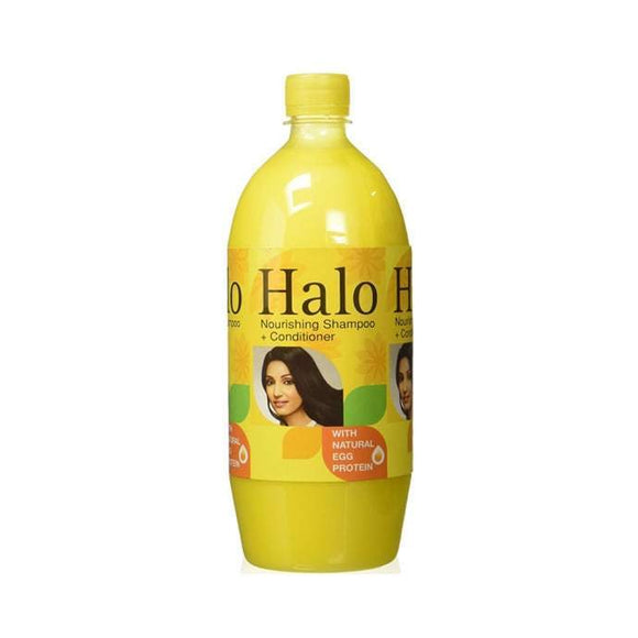 Halo Nourishing Shampoo Plus Conditioner with Natural Egg Protein