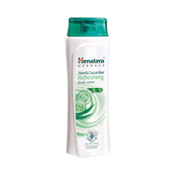 Himalaya Aloe & Cucumber Refreshing Body Lotion