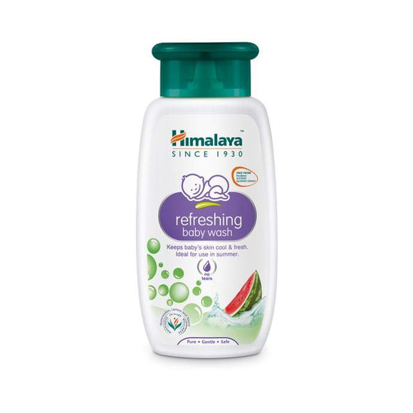 Himalaya Baby Wash Refreshing