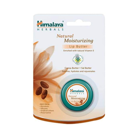 Himalaya Natural Moisturizing Lip Butter Balm