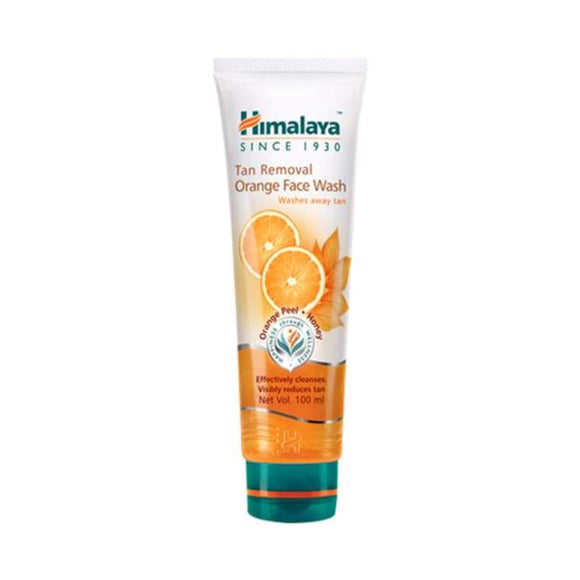 Himalaya Tan Removal Orange Face Wash