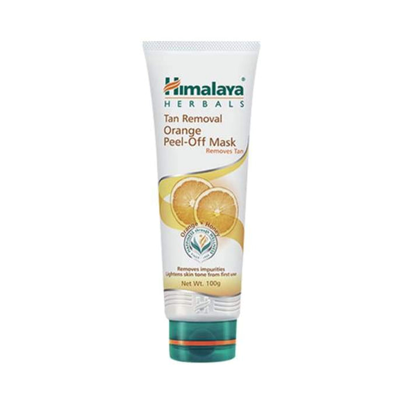 Himalaya Tan Removal Orange Peel Off Mask
