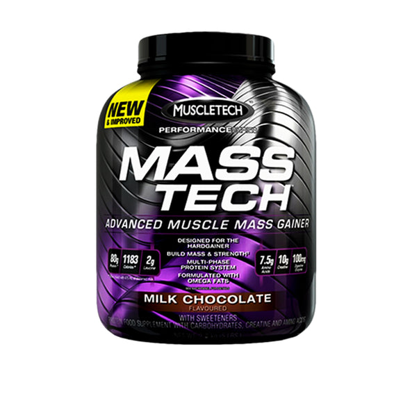 MuscleTech Nutrition Mass Tech Advance Muscle Mass Gainer