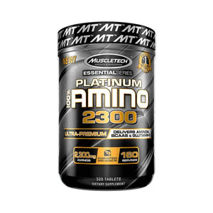 Muscletech Essential Series 100% Platinum Amino 2300 Tablet
