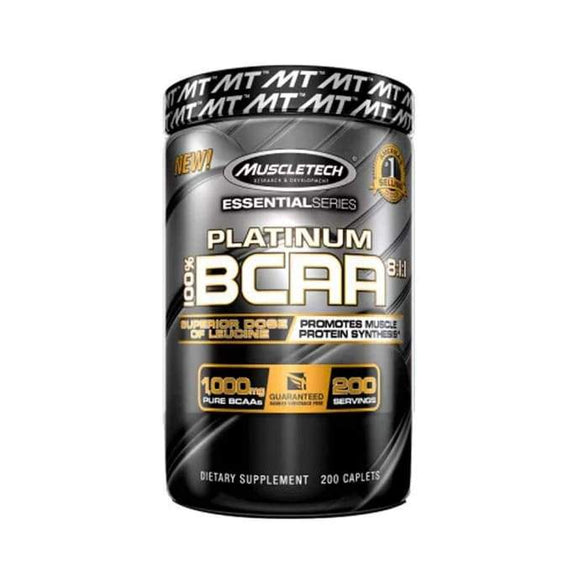 Muscletech Essential Series BCAA 8:1:1 Caplet