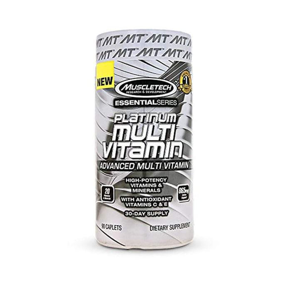 Muscletech Essential Series Platinum Multivitamin Caplet