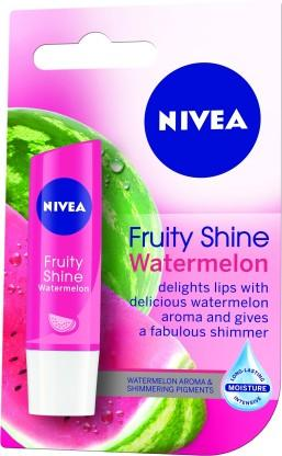 Nivea Fruity Shine Watermelon Caring Lip Balm