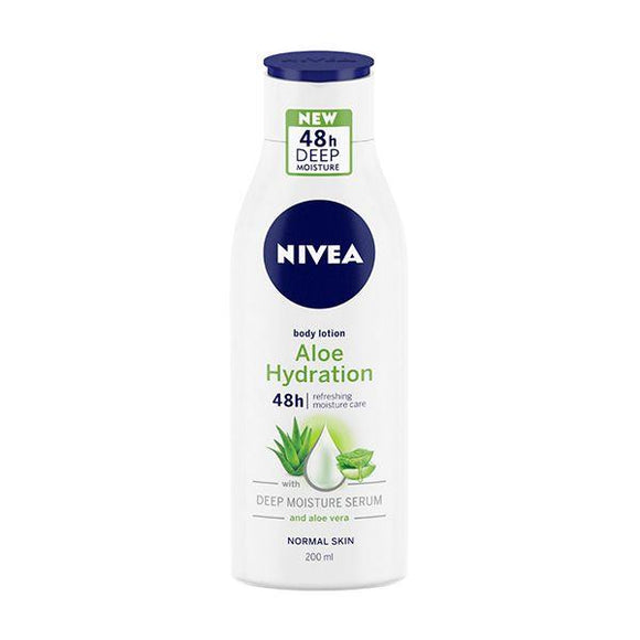 Nivea Aloe Hydration Body Lotion for Normal Skin