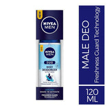 Nivea Men Duo Body Deodorizer Active Fresh
