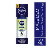 Nivea Men Duo Body Deodorizer Summer Fresh
