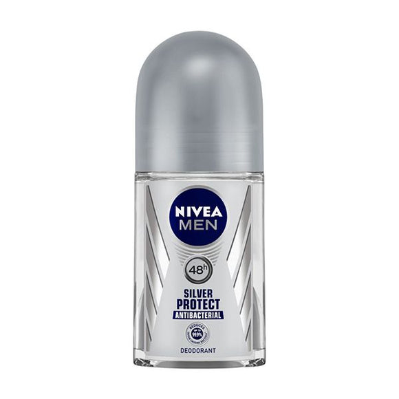 Nivea Men Silver Protect Roll On