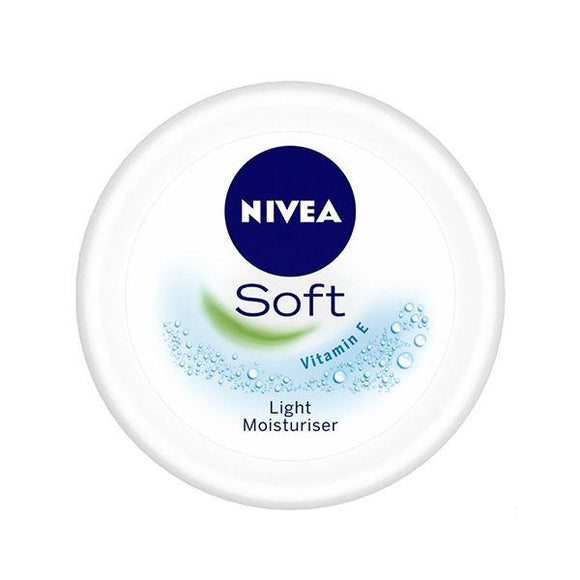 Nivea Soft Light Moisturiser