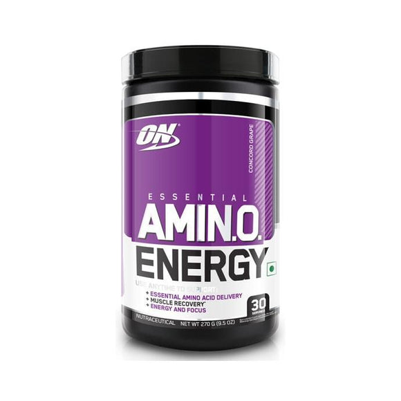 Optimum Nutrition (ON) Amino Energy Concord Grape