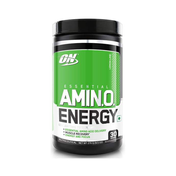 Optimum Nutrition (ON) Amino Energy Lemon and Lime