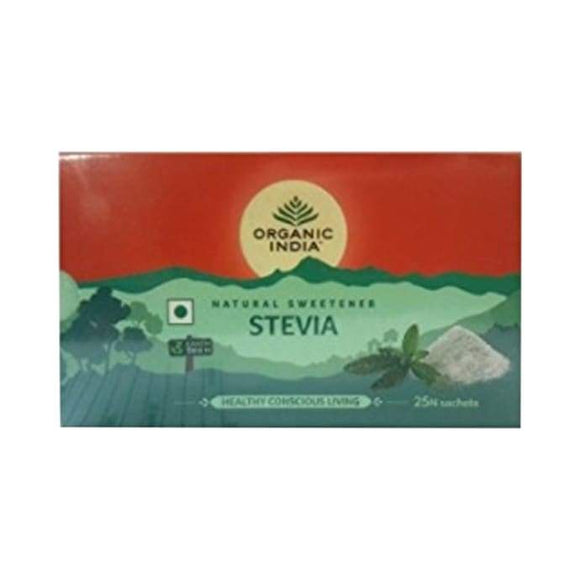 Organic India Stevia Natural Sweetener
