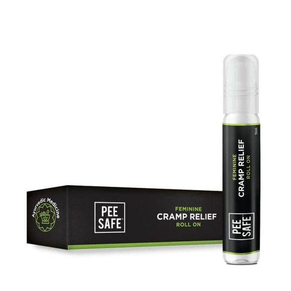 Peesafe Feminine Cramp Relief Roll On