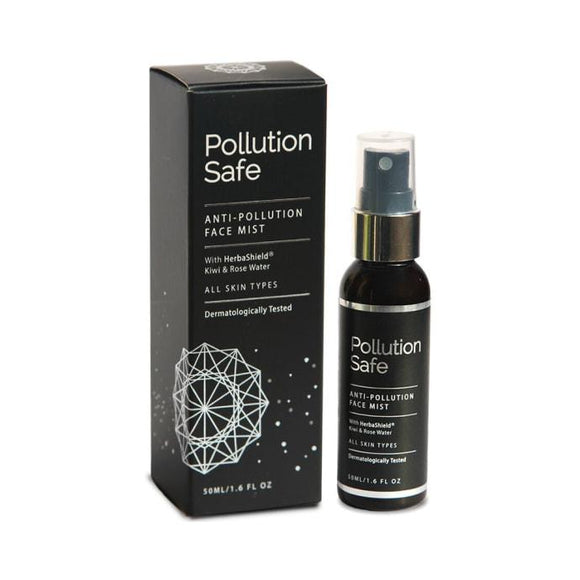 Pollution Safe Anti-Pollution Face Mist with Herbashield