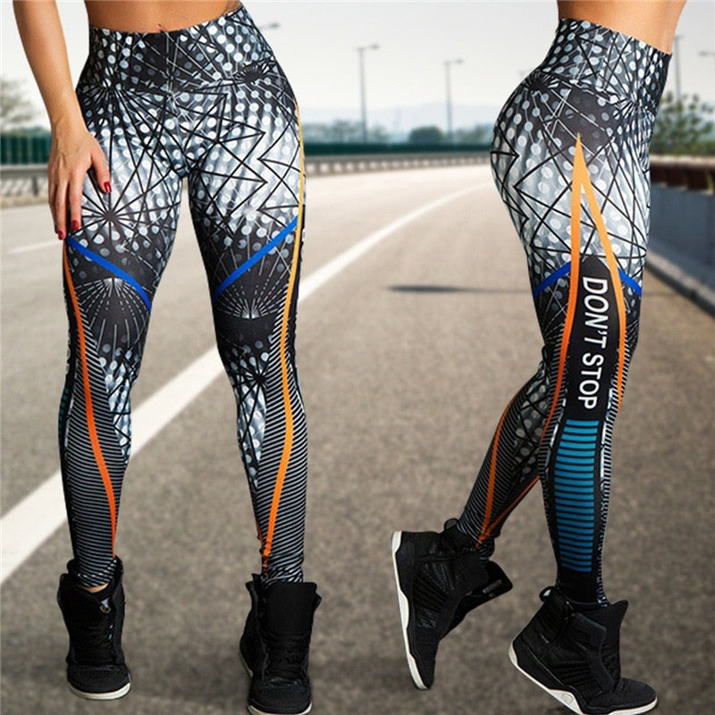 2019 Leggings Honeyclub Push Up