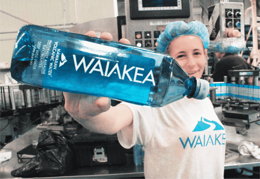 Is Waiākea Water Really From Hawaii? YES.