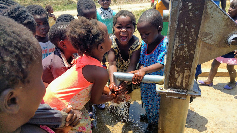 The Gift of Clean Water: Pump Aid