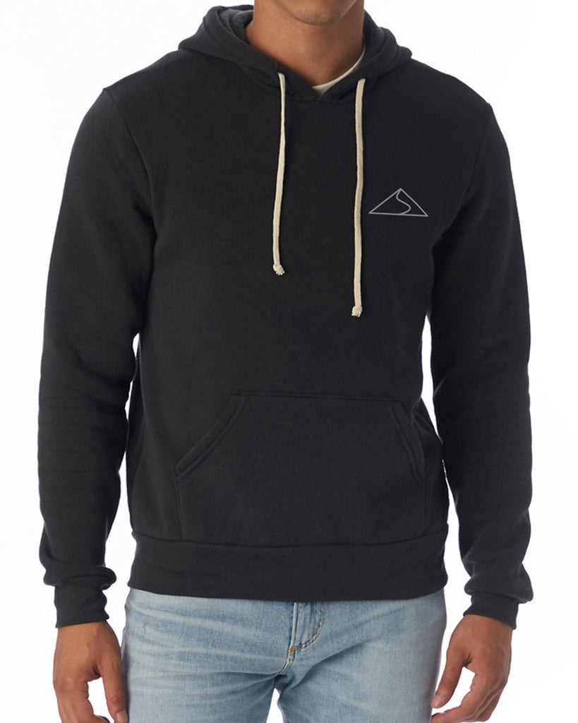 Hilo Hoodie in Charcoal