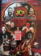 BloodyMania 9 DVD! Matt Hardy Insane Clown Posse MVP Chris Hero! KG On Commentary