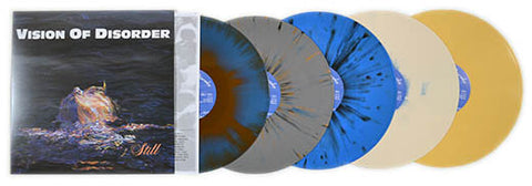 VOD Still- Complete Pressing! 6 Records Set PLUS an unsigned Test Pressing and LTD Edition Print!!!