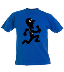 BLUE KG MICMAN SHIRT! Celebrate 100 Episodes of Kevin Gill Show!