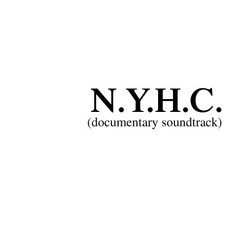 Original Pressing N.Y.H.C. Film Soundtrack CD