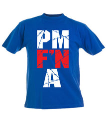 BLUE PM F'N A T-Shirt (Limited Edition)