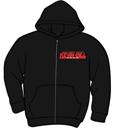 Kevin Gill Show ZIP UP! PM F'N A Hoodie ON SALE!!