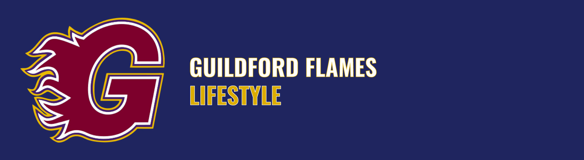 Guildford Flames Lifestyle Merchandise 2020