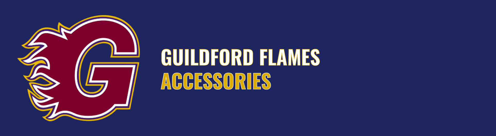 Guildford Flames Accessories