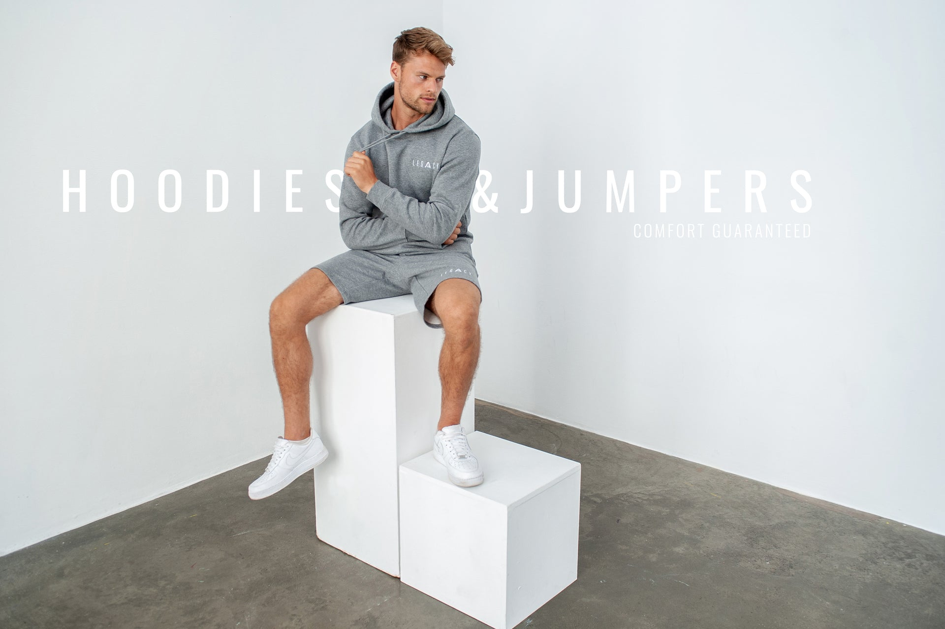 Men's Hoodies & Jumpers