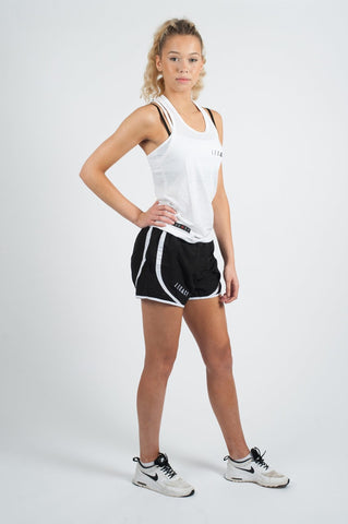 Running Shorts Black