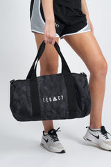 Unisex Farrell Gym Bag Black Camo
