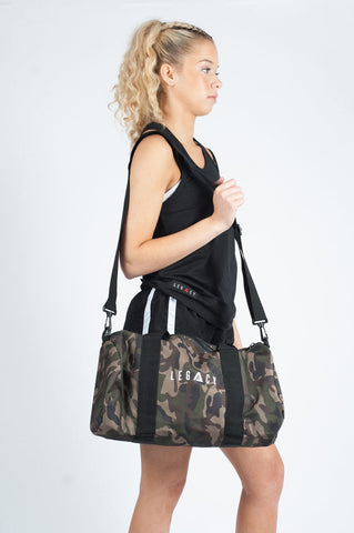 Unisex Barrelll Gym Bag Camo