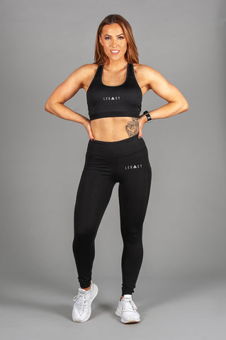 Unleashed Leggings Black