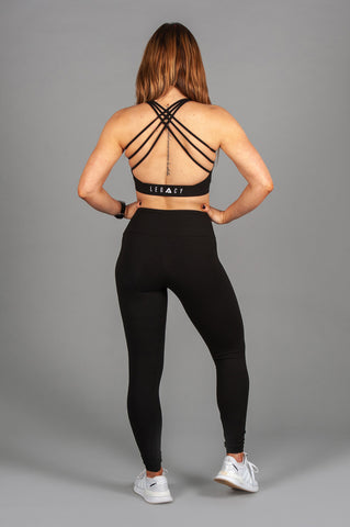 Zhu Leggings Black