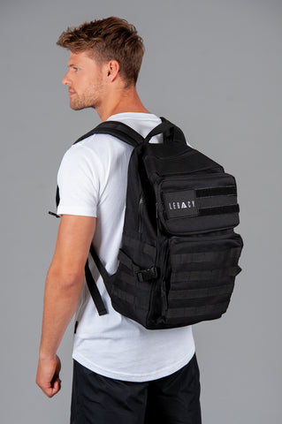 Legacy Game Day Back Pack Black