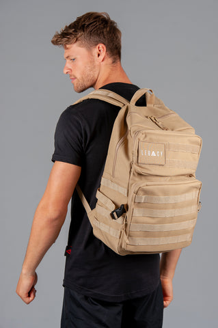 Legacy Pre Game Back Pack Sand
