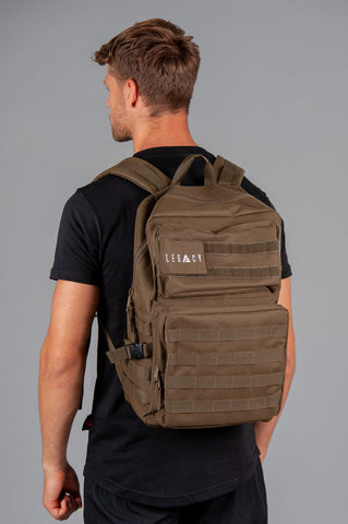 Legacy Pre Game Back Pack Military Green