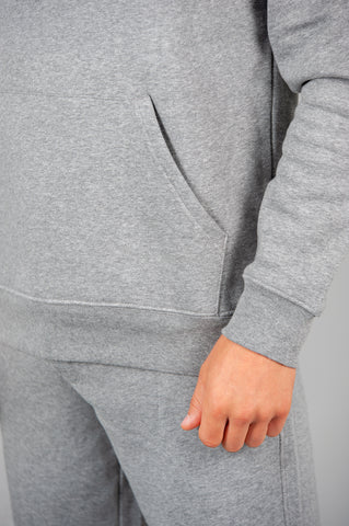 Rest Day Hoodie Mid Grey