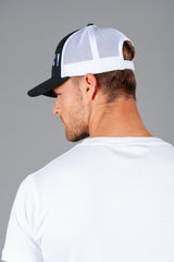 Trucker Cap Black / White