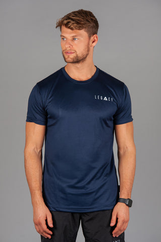 Airflow 02 T shirt Navy